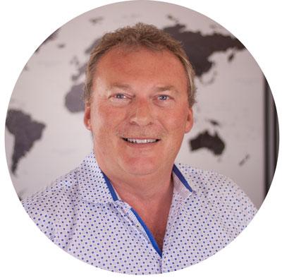 Portrait of Ian Linton